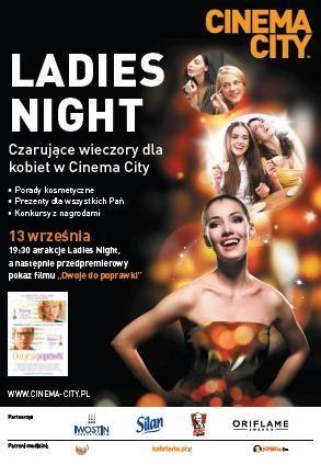 Wałbrzych: Kolejna odsłona Ladies Night już 13 września