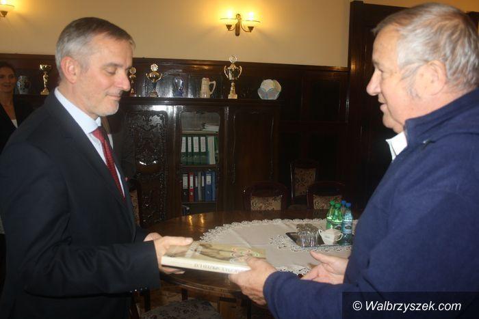 Wałbrzych: Prezydent nagrodził wałbrzyskie lekkoatletki