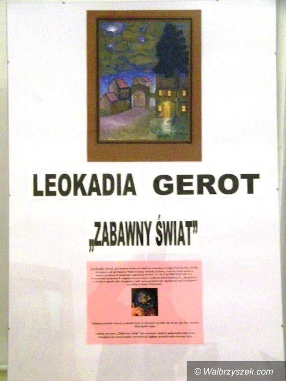 REGIOn, Głuszyca: Wystawa Leokadii Gerot
