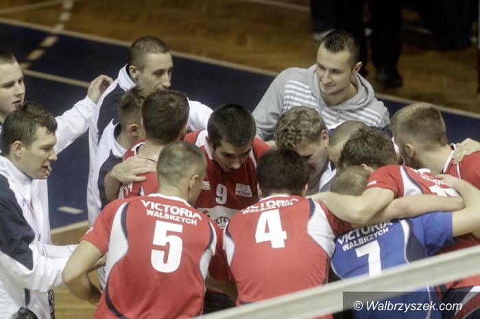 Wałbrzych: II liga siatkówki: Victoria Wałbrzych – Volley Rybnik 3–0