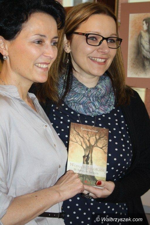 Wałbrzych: Spotkanie autorskie z Agnieszką Steur