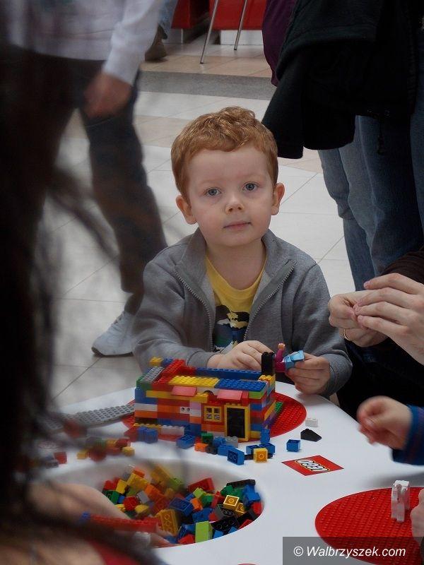 Wałbrzych: Lego w Galerii Victoria. CZĘŚĆ I