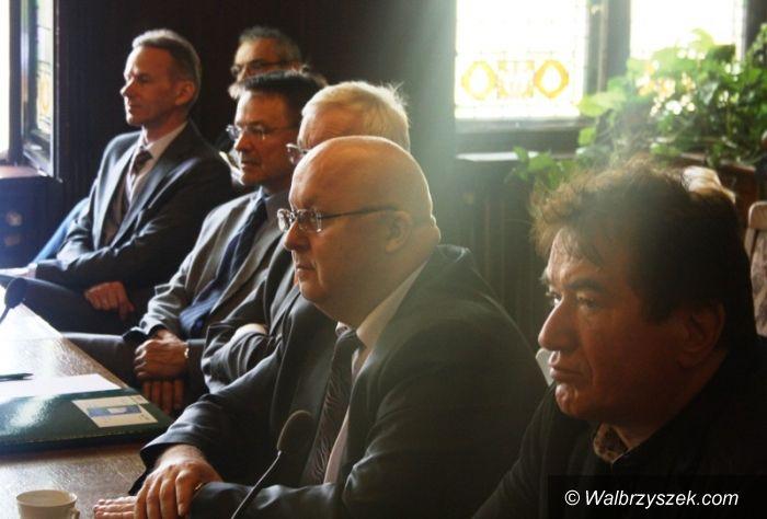 Wałbrzych: Rozmawiali o współpracy pracodawców i samorządu