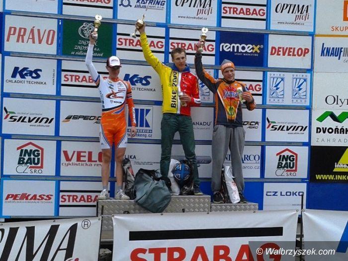 Europa: Zawodnicy Jamy Wałbrzych startowali w pierwszej edycji zawodów Pucharu Czech MTB