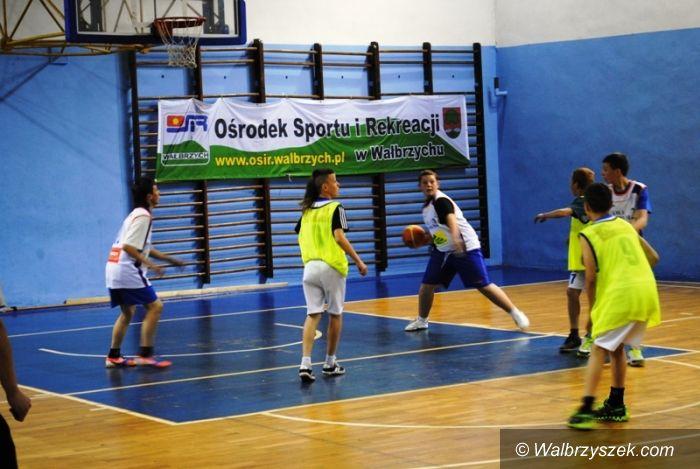 Wałbrzych: Toyota Basket Liga – Szkolna Ligi Koszykówki