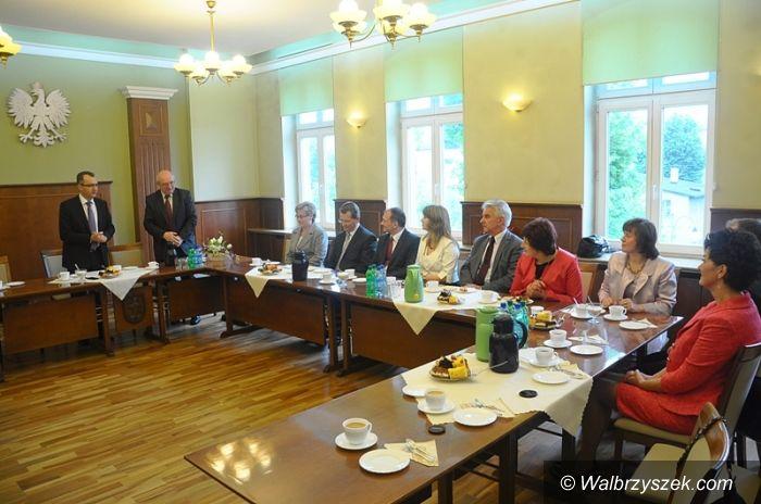 REGION, Boguszów-Gorce: 10 lat współpracy Boguszowa–Gorc z Radzionkowem i Dobrym Miastem