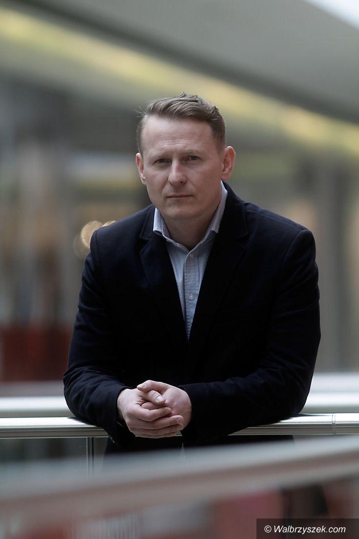 Wałbrzych: Wywiad z Grzegorzem Samczukiem – dyrektorem Galerii Victoria