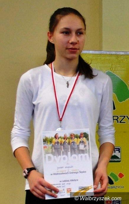 Wałbrzych: Medale lekkoatletów Górnika