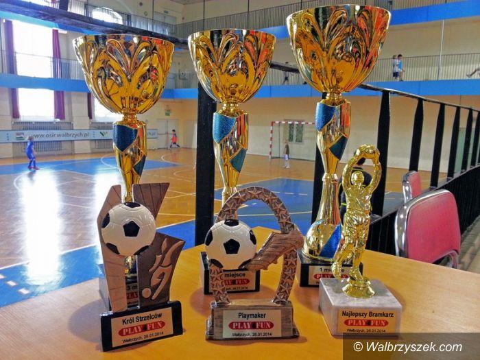 Wałbrzych: Play4fun – piłkarskie emocje 9–latków