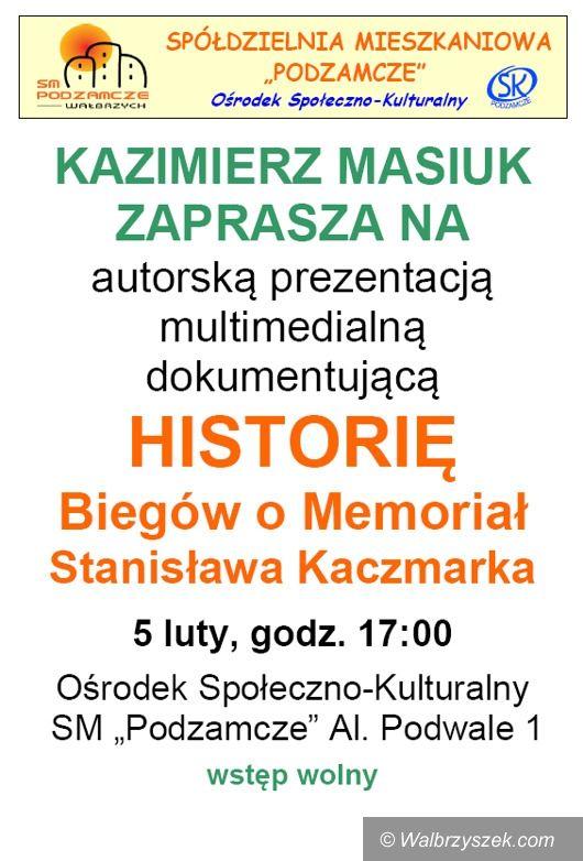 Wałbrzych: Przyjdź i poznaj historię Memoriału Stanisława Kaczmarka