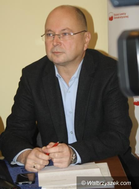 Wałbrzych: Sojusz Lewicy Demokratycznej zabiera głos w sprawie zawieszenia krzyża w sali obrad Rady Miasta Wałbrzycha