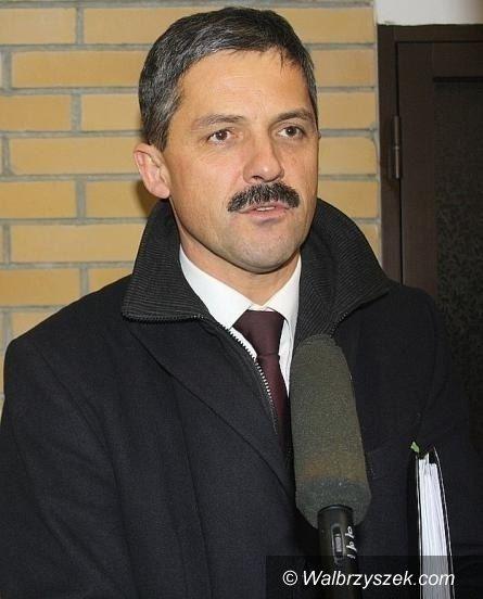 Wałbrzych: Piotr Kruczkowski niewinny