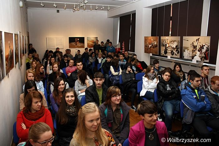 """Wałbrzych: Wystawa """"Ciekawy Marsa"""""""