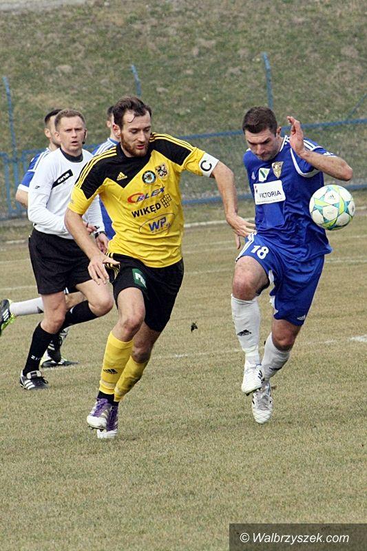 Wałbrzych: II liga piłkarska: Dobry początek Górnika