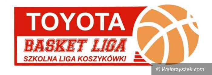 Wałbrzych: Wyniki Toyoty Basket Ligi