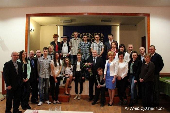 Region: Stypendia sportowe Wójta Gminy Czarny Bór rozdane