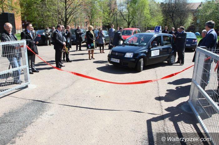 Region: Egzamin na prawo jazdy po długiej przerwie znów w Świdnicy