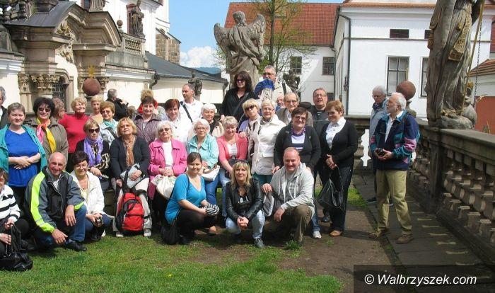 Region: Wycieczka do Broumov i Sokołowska