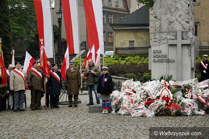 Wałbrzych: Rocznica uchwalenia Konstytucji 3 Maja