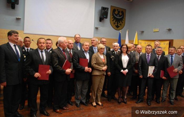 REGION, Mieroszów: Strażacy z Mieroszowa kupią terenowy samochód ratowniczo–gaśniczy