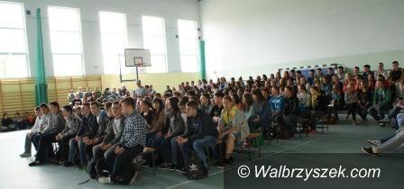 REGION, Boguszów-Gorce: RYMcerze w Gimnazjum nr 1 w Boguszowie – Gorcach