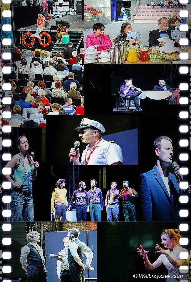 Wałbrzych: Pierwszy dzień XVI Ogólnopolskiej Giełdy Kabaretowej za nami