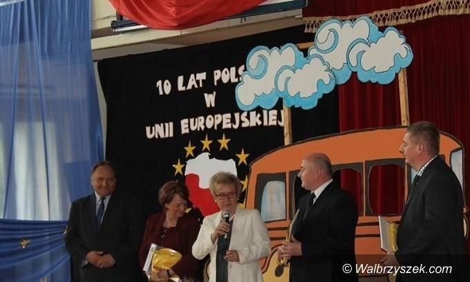 Region: Czarnoborskie obchody 10–lecia Polski w UE