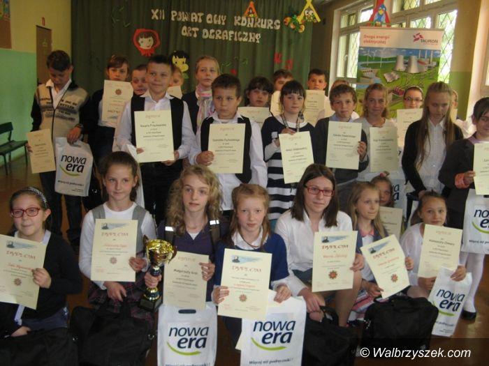 Wałbrzych: Znamy zwycięzców indywidualnych i drużynowych XII Powiatowego Konkursu Ortograficznego