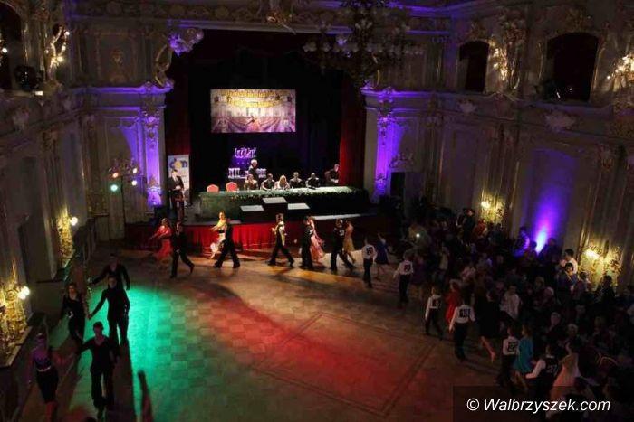 Szczawno Zdrój: Tańczyli towarzysko w Szczawnie Zdroju