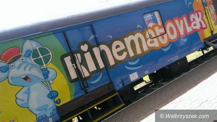 Wałbrzych: Wałbrzyskie dzieci bawiły się we Vlaku