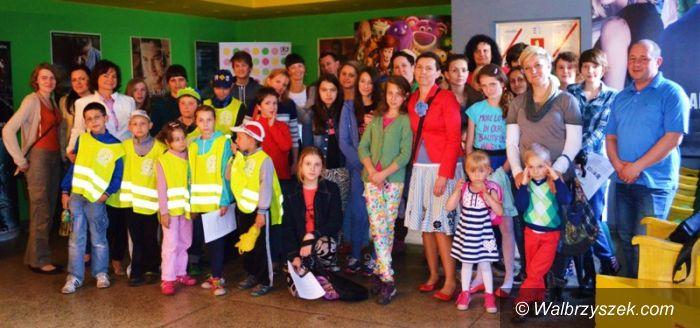 Wałbrzych: Rozpoczynamy miesiąc Brave Kids w Wałbrzychu!