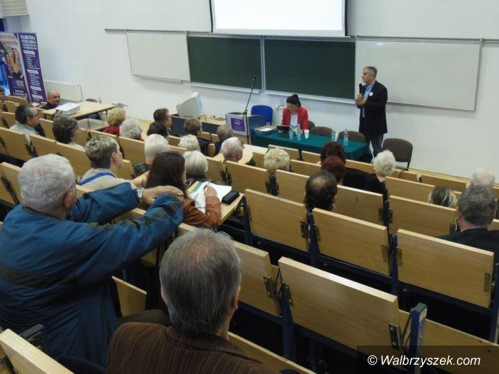 Wałbrzych: Wałbrzyski Budżet Partycypacyjny – spotkanie w WWSZiP