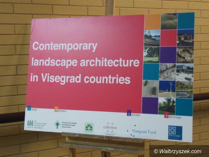 Wałbrzych: W PWSZ mówili o koncepcjach proekologicznych w architekturze