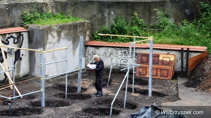 Wałbrzych: Tor Parkour w ENERGETYKU prawie gotowy