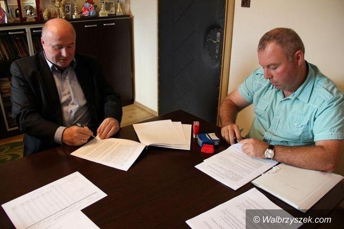 REGION, Czarny Bór: Umowa na budowę ujęcia wody przy ul. Leśnej w Czarnym Borze podpisana