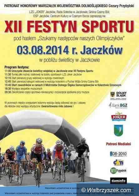 REGION, Jaczków: W Jaczkowie będą szukać przyszłych olimpijczyków