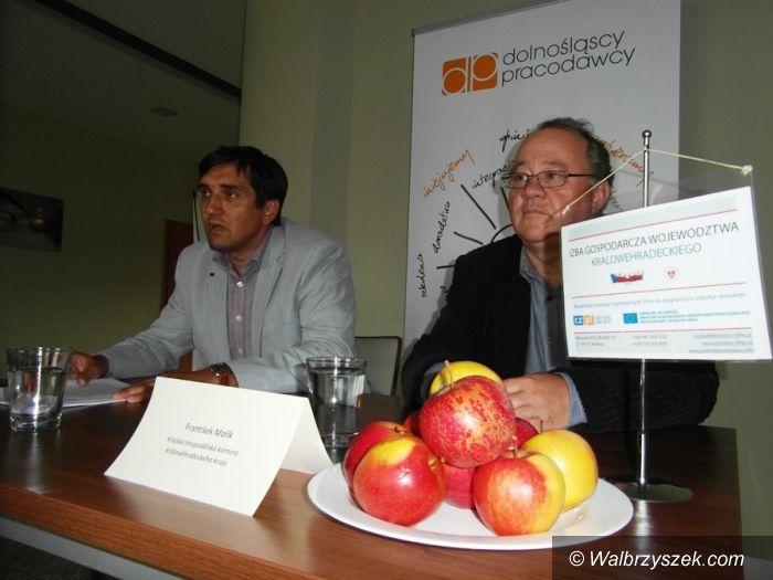 REGION: Współpraca firm na pograniczu zacznie umierać