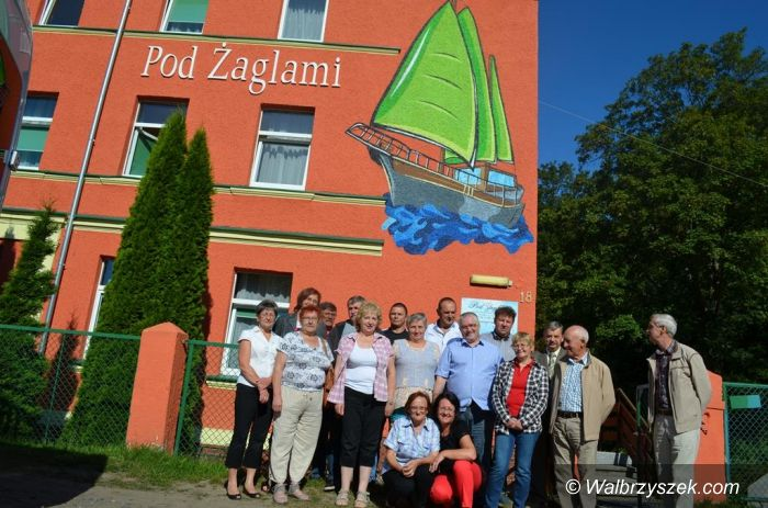 Wolin: Samorządowcy z Walimia w Wolinie