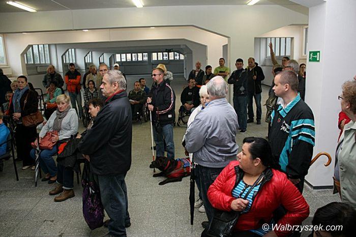 Wałbrzych: Niepełnosprawni z Wałbrzycha nadal bez pracy
