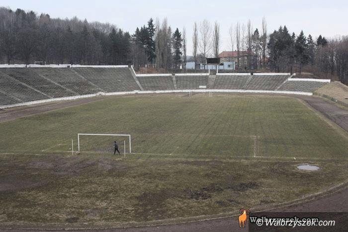 Wałbrzych: Pierwszy etap budowy stadionu na Nowym Mieście ma kosztować około 50 milionów złotych
