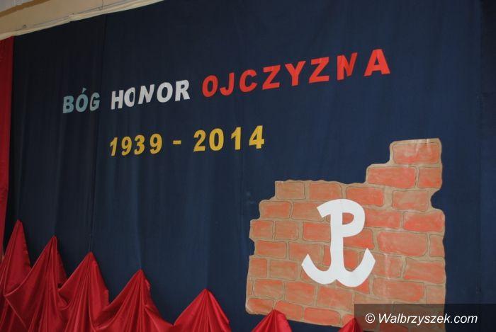 Wałbrzych: 75. rocznica agresji faszystowskich Niemiec na Polskę