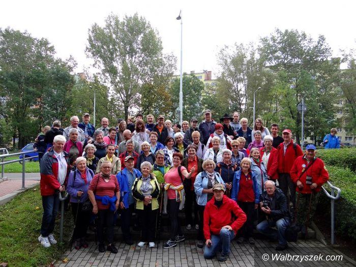 Wałbrzych: II Wałbrzyski Marsz Seniorów