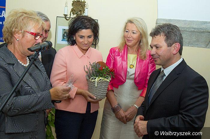 REGION: Nasi przedstawiciele uczestniczyli w otwarciu nowego Biuro Poselskiego