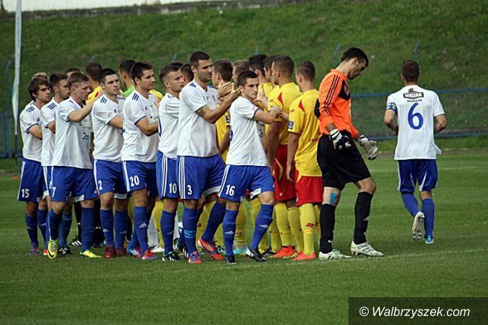 Kraj: II liga piłkarska: Wraz z Wisłą na dole tabeli