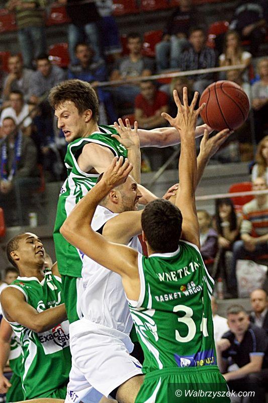 Wałbrzych: II liga koszykówki: Śląsk nie taki straszny