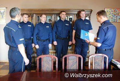 Wałbrzych: Policjanci uratowali 68–latkę