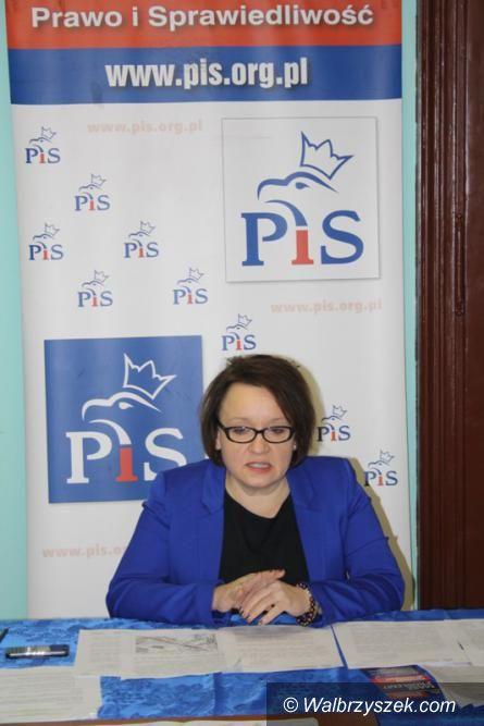 Wałbrzych: Rośnie rola Anny Zalewskiej w hierarchii PiS–u