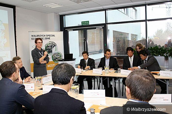 Wałbrzych: Japońskie koncerny szansą dla MŚP
