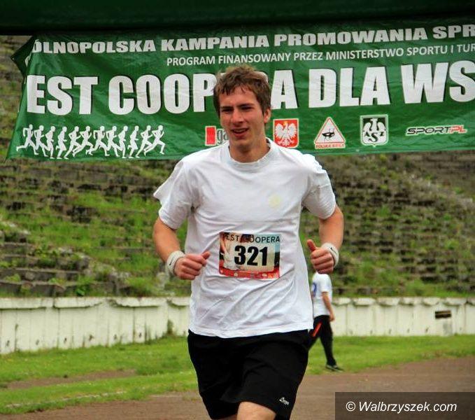 REGION, Boguszów-Gorce: Bieg po sukces