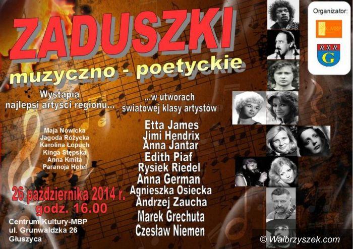 REGION, Głuszyca: Słowno–muzyczny program
